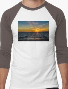 Painted By God Men's Baseball ¾ T-Shirt
