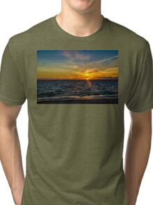 Painted By God Tri-blend T-Shirt
