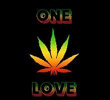 One Love by WaterMelanie