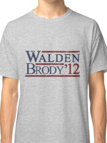 Elect William Walden 2012 Classic T-Shirt