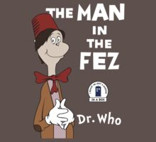 The Man In The Fez Kids Clothes