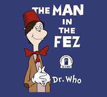 The Man In The Fez Womens T-Shirt