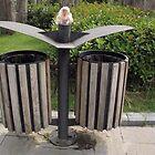 Keep Shanghai clean by VeronicaPurple