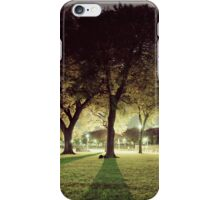 Tree on the National Mall iPhone Case/Skin