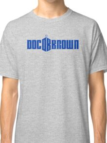 Doc Brown, Time Lord 2 Classic T-Shirt
