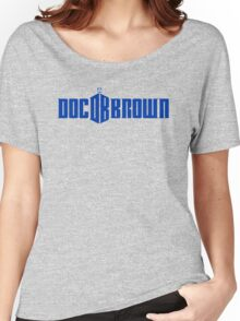 Doc Brown, Time Lord 2 Women's Relaxed Fit T-Shirt