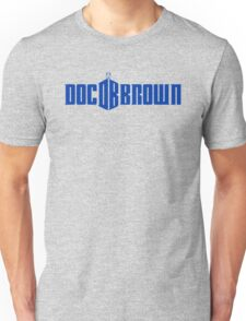 Doc Brown, Time Lord 2 Unisex T-Shirt