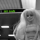 Shanghai Maglev Train by VeronicaPurple