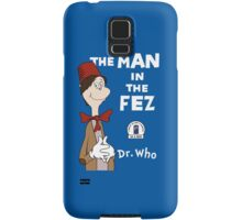 The Man In The Fez Samsung Galaxy Case/Skin