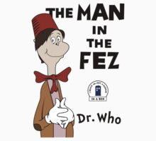The Man In The Fez One Piece - Short Sleeve