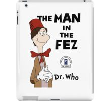 The Man In The Fez iPad Case/Skin