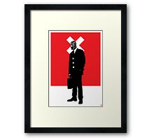 Weekend Warrior Framed Print