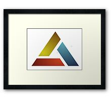 Abstergo Industries Framed Print