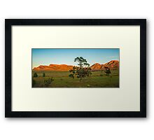 Flinders Magic Framed Print