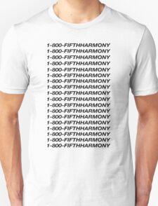 1800-FIFTHHARMONY T-Shirt