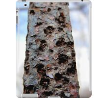 Pitted Spear iPad Case/Skin