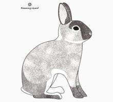 rabbit, agouti sable colour One Piece - Long Sleeve