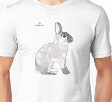 rabbit, agouti sable colour Unisex T-Shirt