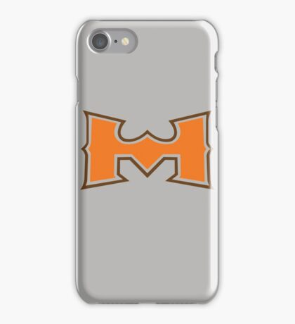 Battle Armour Blonde iPhone Case/Skin