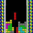 Tetris by WaterMelanie