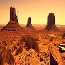 Monument Valley iPad Case by ipadjohn