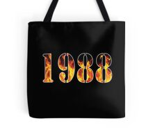 1988 Fire Tote Bag