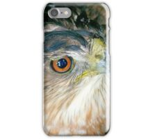 Hawk Eyes iPhone Case/Skin