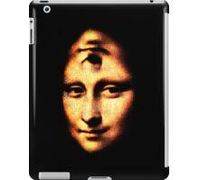 monalisa kaladua iPad Case/Skin