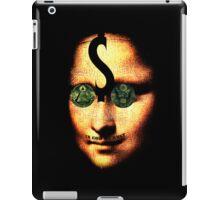 monalisa ill minutia iPad Case/Skin