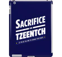 Sacrifice for Tzeentch - Damaged iPad Case/Skin