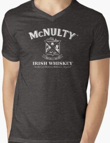 McNulty Irish Whiskey (1 Color) Mens V-Neck T-Shirt