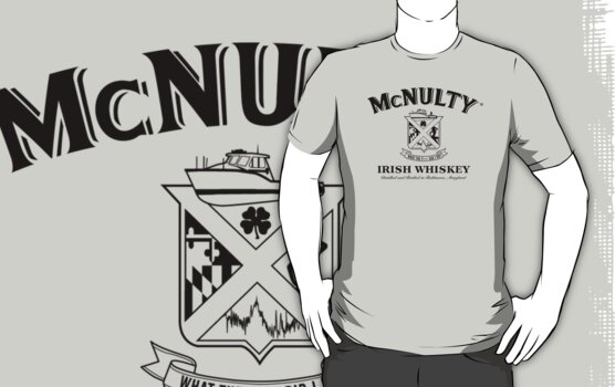 McNulty Irish Whiskey (1 Color 2) by qetza