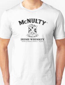 McNulty Irish Whiskey (1 Color 2) Unisex T-Shirt