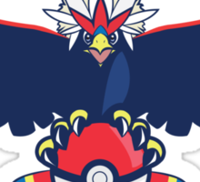 Unova Eagles! Sticker