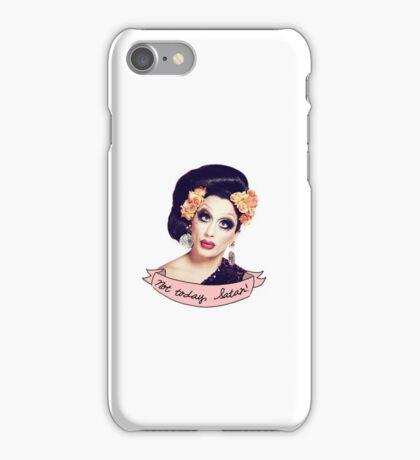 Bianca del Rio - Not today, Satan! iPhone Case/Skin