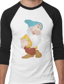 Bashful Men's Baseball ¾ T-Shirt