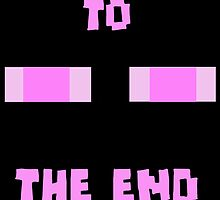 The End-er welcoming by Glarunce
