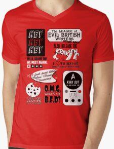 Pete-isms  Mens V-Neck T-Shirt