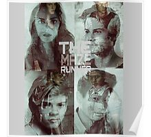 the maze runner the scorch trials Poster