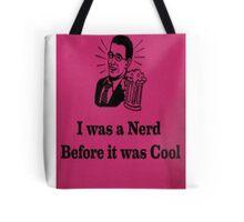 NerdFace Tote Bag