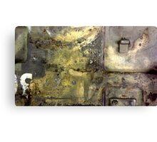 Ammo Box Canvas Print