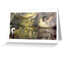 Ammo Box Greeting Card