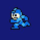 Megaman Sprite by OMacKnight