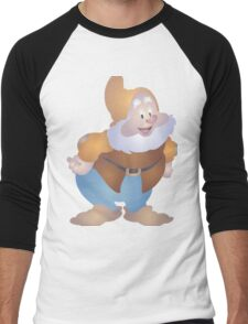 Happy Men's Baseball ¾ T-Shirt