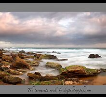 Turimetta rocks by donnnnnny