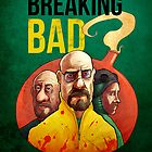 Breaking Bad by Yiannisun