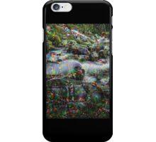 Waterfall Dreams iPhone Case/Skin