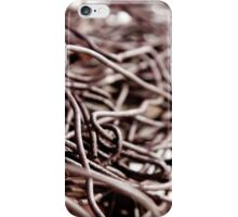Rusty Wires  iPhone Case/Skin