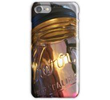 Jar Light iPhone Case/Skin