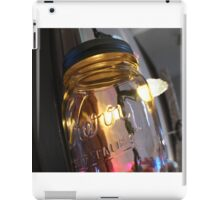 Jar Light iPad Case/Skin
